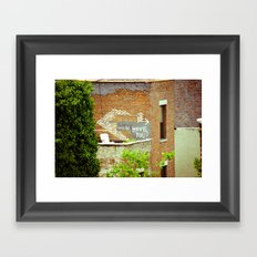 Have you? Framed Art Print
