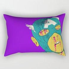 Soc! Rectangular Pillow