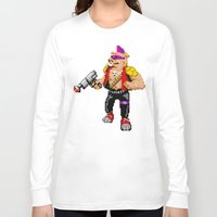 cowboy bebop Long Sleeve T-shirts featuring Bebop by haydiroket