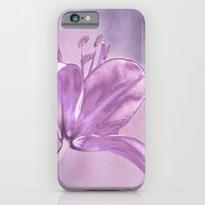 Lily Pink iPhone 6s Slim Case