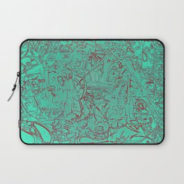 Aumcolored Laptop Sleeve