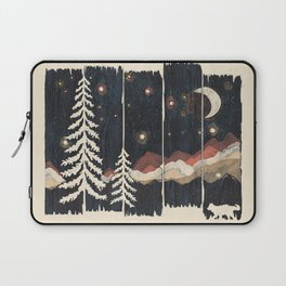 A Starry Night in the Mountains... Laptop Sleeve