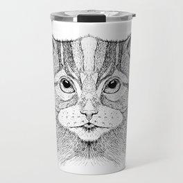 Cat 11 Travel Mug