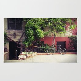 bicycle Istanbul Rug