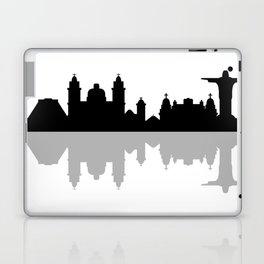 skyline of rio de janeiro Laptop & iPad Skin