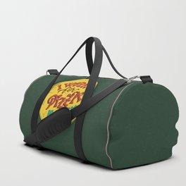 Pizza money Duffle Bag