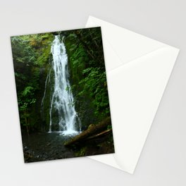 Madison Creek Falls Stationery Cards