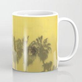 Yellow Palms Coffee Mug