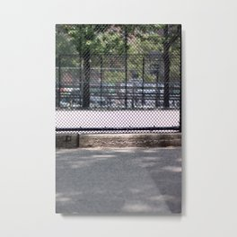 Limitation Metal Print