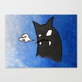 Monstra 1 Canvas Print
