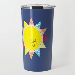 In the sun Travel Mug