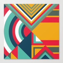 Tribal I Canvas Print
