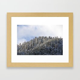 Quintessential Pacific Northwest Pt. 2 Framed Art Print