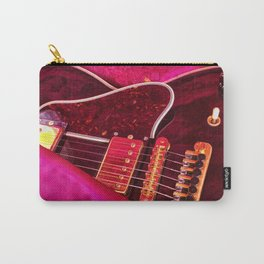 B B King Carry-All Pouch