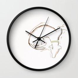 slumber Wall Clock