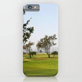 Golf Fairway iPhone Case