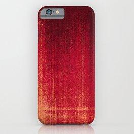 SCRATCHES / Six iPhone Case
