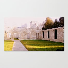 Rockwood  Canvas Print