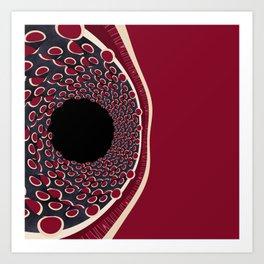 Abstract 2019 003 Art Print