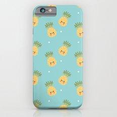 Kawaii Pineapple  Slim Case iPhone 6