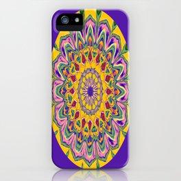 Mandala GQ iPhone Case