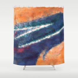 Pterodactyl Shower Curtain