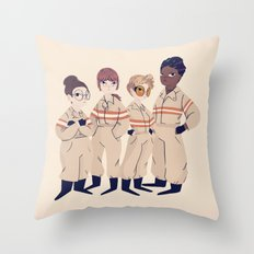 Busters Throw Pillow
