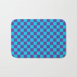 Checkered Pattern III Bath Mat
