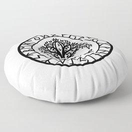 Norse - Yggdrasil Floor Pillow