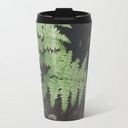 Woodland Fern Details Travel Mug