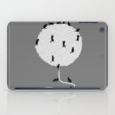 A Cats' Wandering  Place iPad Case