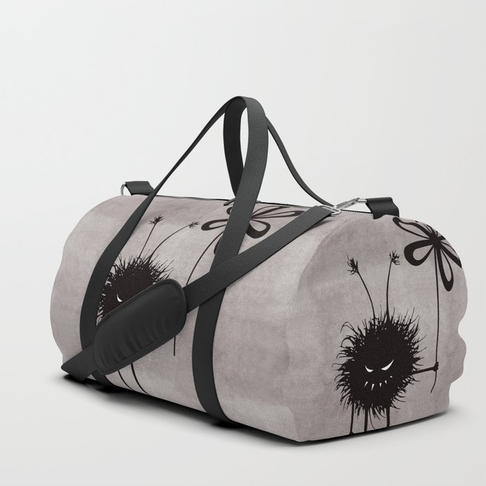 Evil Flower Bug Duffle Bag