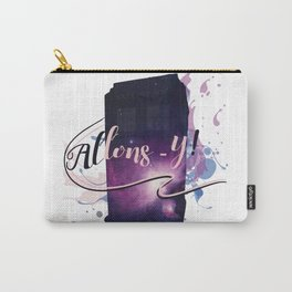 Tardis' Allons-y Carry-All Pouch