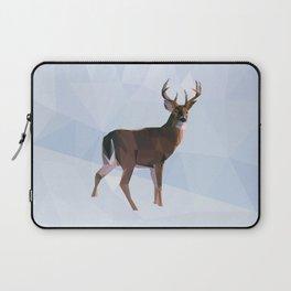 Reindeer in a winterwonderland Laptop Sleeve