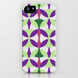 SEVENTIES PATTERN  iPhone Case