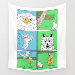 Sure You Can Wall Tapestry
