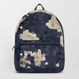Shattered world Backpack