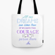 All our Dreams Tote Bag
