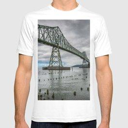 Astoria - Megler Bridge T-shirt