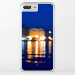Thessaloniki Clear iPhone Case