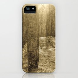 In the forest #6 iPhone Case