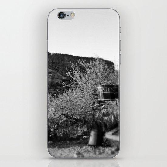 Water in the Desert iPhone & iPod Skin