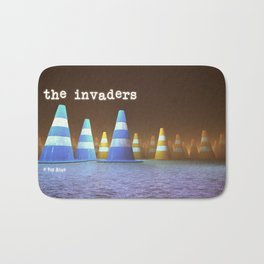 Gang of Cones  - The Invaders Bath Mat