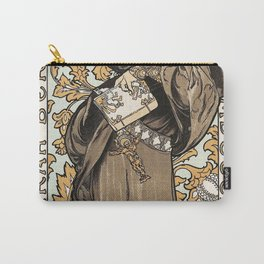 Alfons Mucha - Lorenzaccio - Digital Remastered Edition Carry-All Pouch