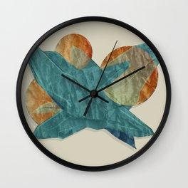 The Secret Alien Project  Wall Clock
