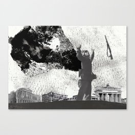 Berlin 1945 Canvas Print