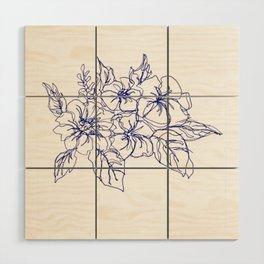 Sprung Wood Wall Art
