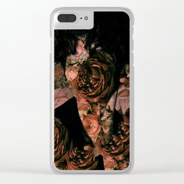 Sinful Whisperer | Baekhyun Clear iPhone Case