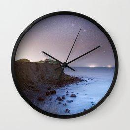 Star Cove Wall Clock