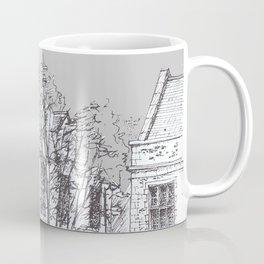 York Quadrangle Coffee Mug